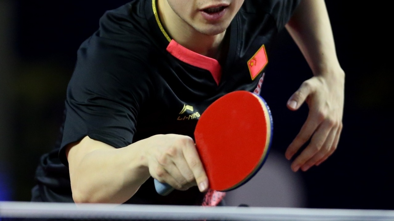 Table Tennis Grip – Shakehand