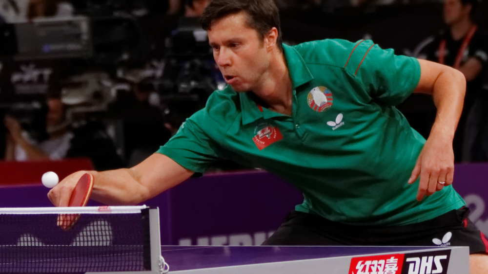 How to Play a Backhand Push in Table Tennis