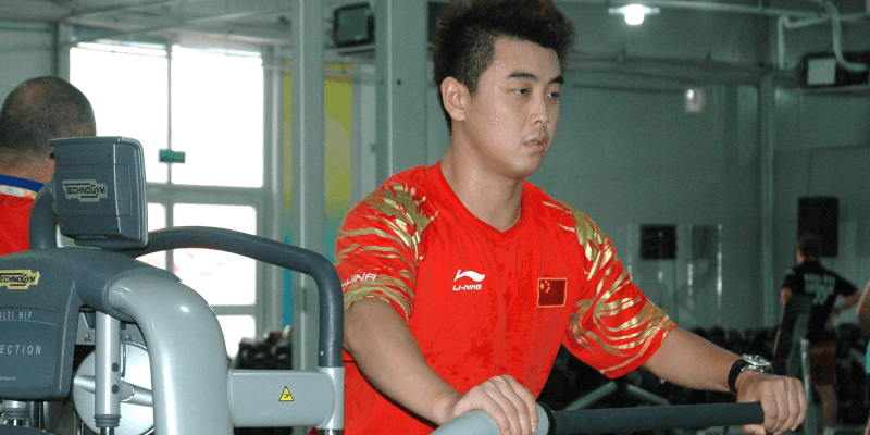 Physical Training for Table Tennis
