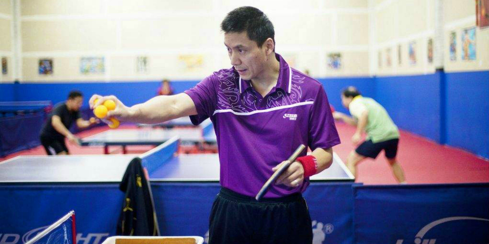 Technical training for table tennis for 10 rules of table tennis