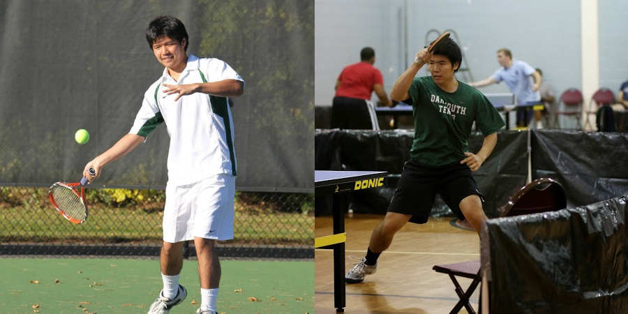 Bryan Song: Talent Transfer From Tennis to Table Tennis