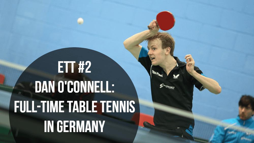 ETT #2 - Dan O'Connell
