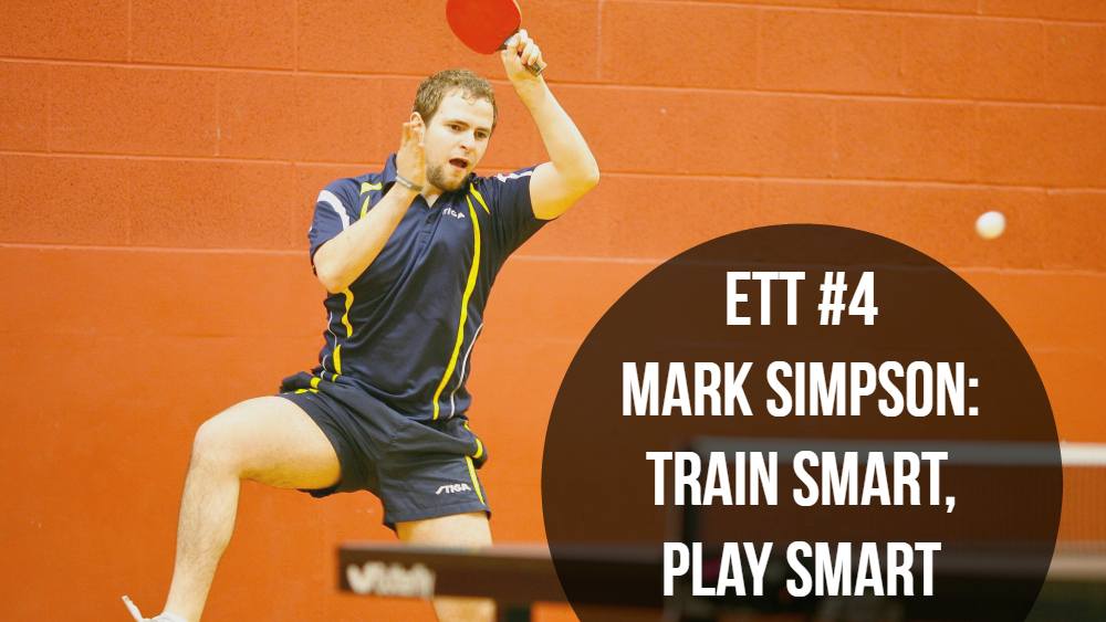 #4 – Mark Simpson: Train Smart, Play Smart