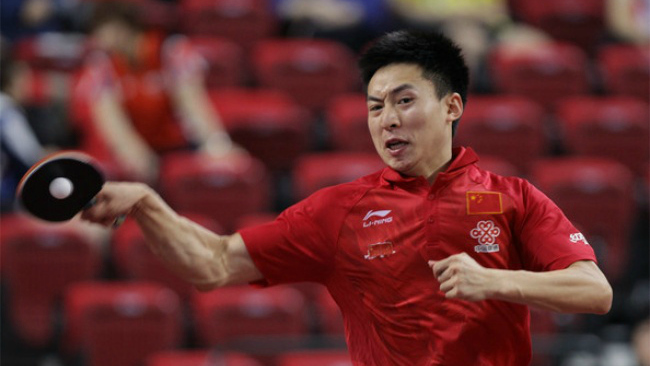 How to Play a Forehand Loop in Table Tennis