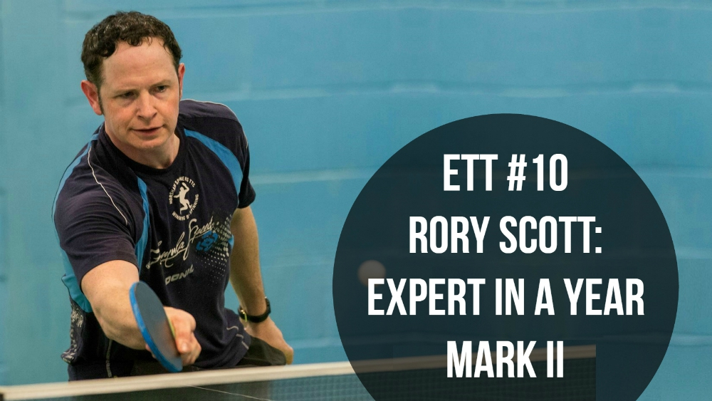 #10 – Rory Scott: Expert in a Year Mark II