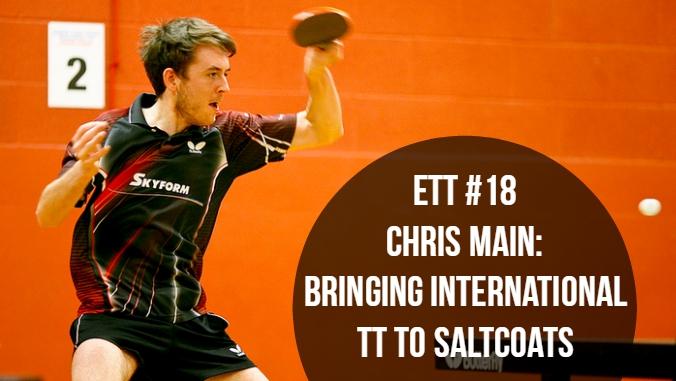 #18 – Chris Main: Bringing International TT to Saltcoats
