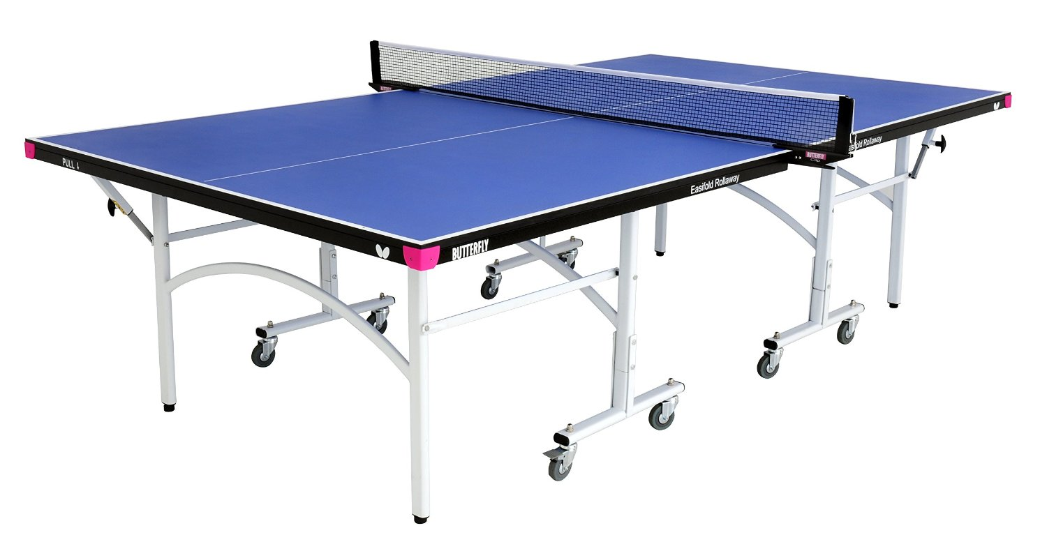 Butterfly easifold table tennis table review for Table 19 review