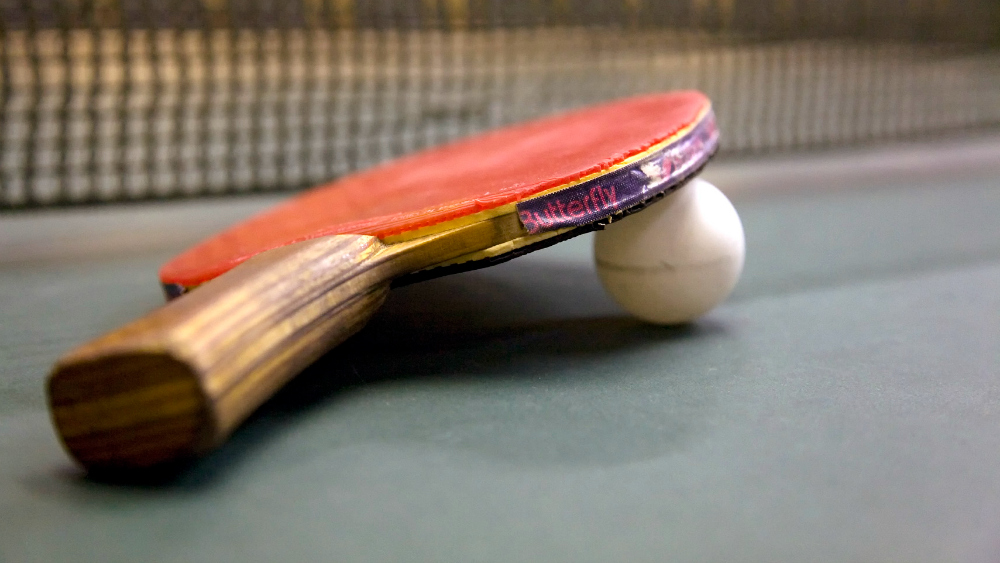 La Mejor Paleta de Tenis de Mesa Para Principiantes