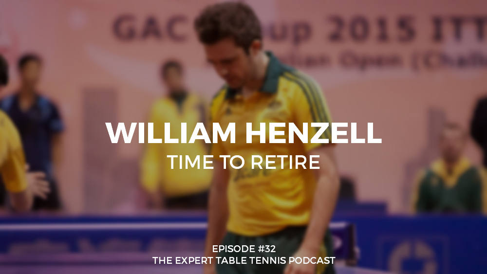 #32 – William Henzell: Time to Retire