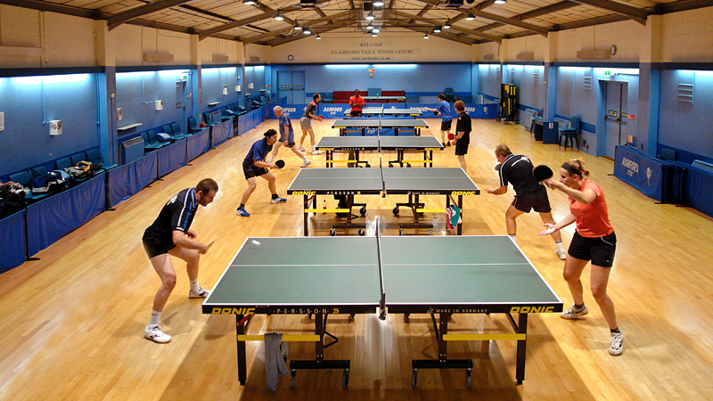 The Best Table Tennis Clubs