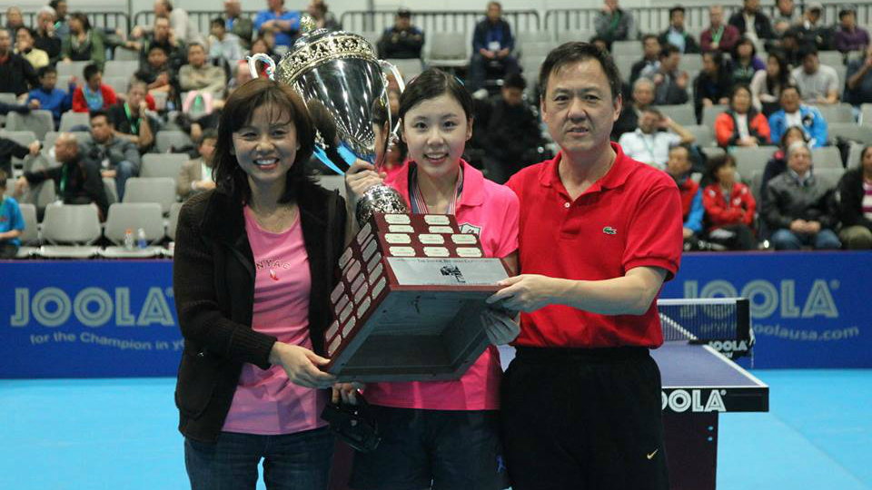 Table Tennis Competitions – Tips for Parents