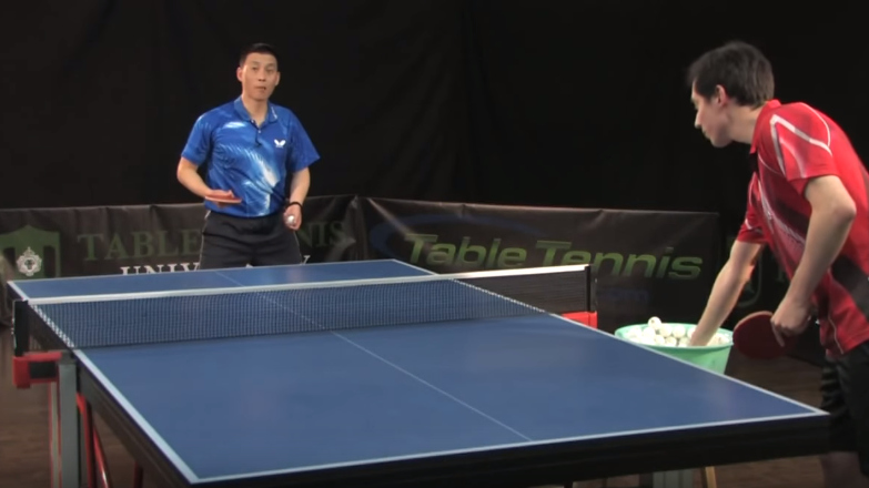 The Best Table Tennis DVDs & Training Videos