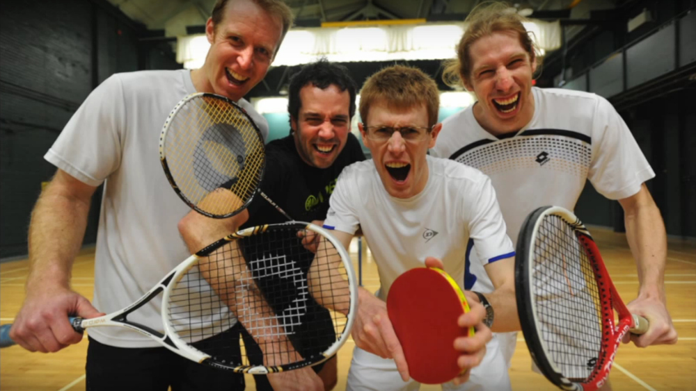 Table Tennis Tips for Racketlon Players