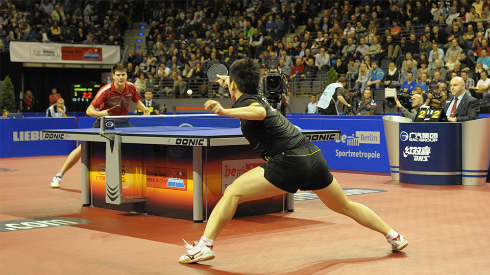 How to Get Sponsorship as a Table Tennis Player