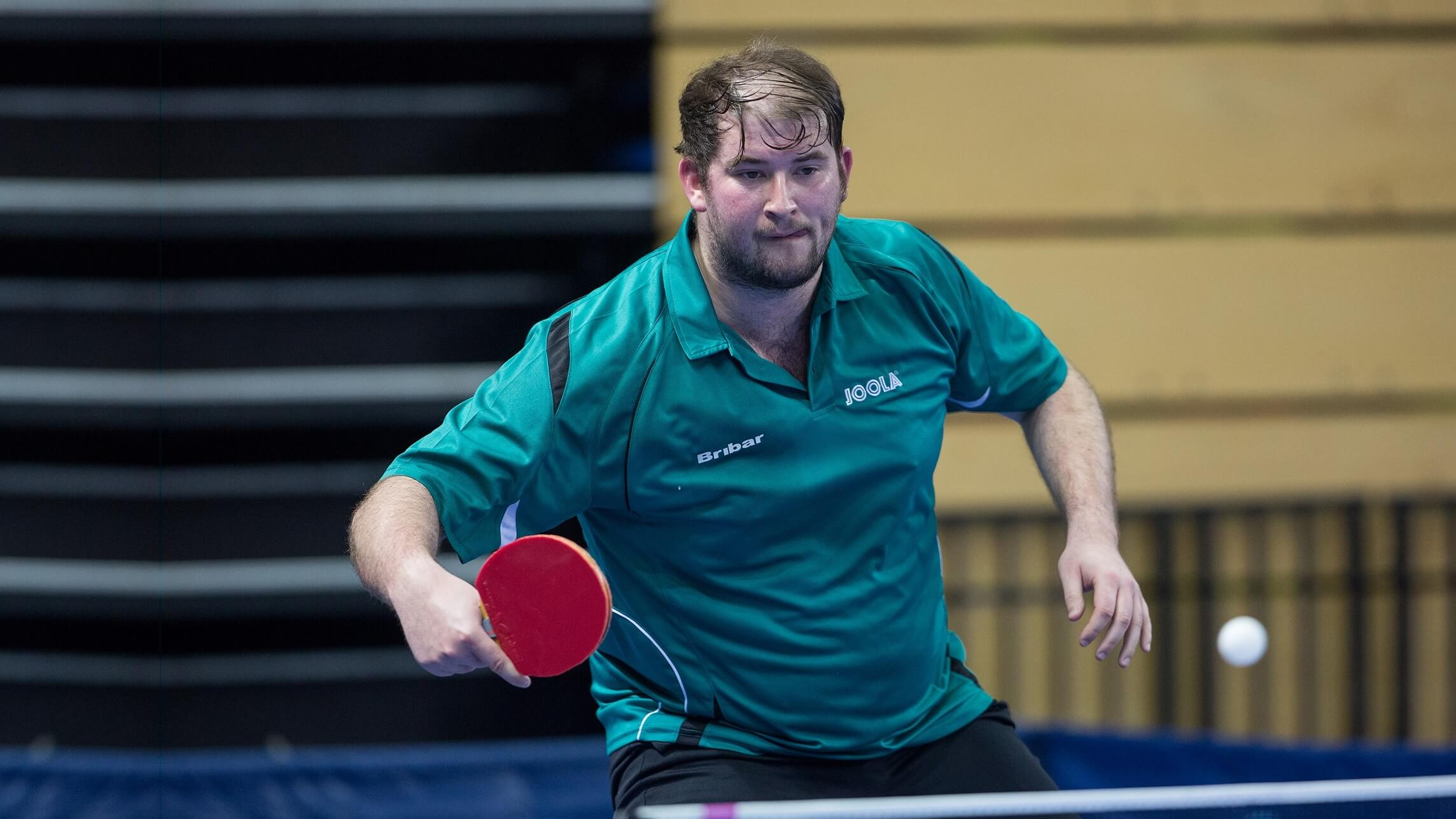 table tennis feeling - chris doran