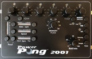 power-pong-2001-control-panel
