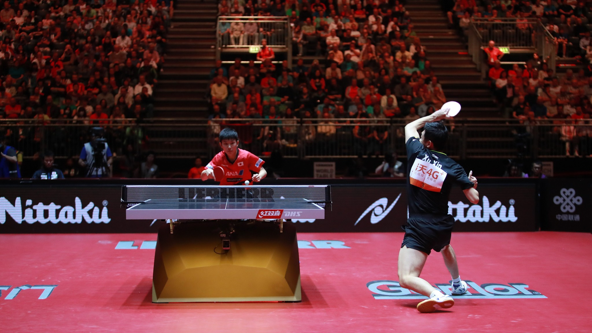 Table Tennis Footwork